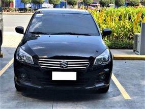 Selling Black Suzuki Ciaz 2016 at 25000 km