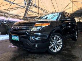 2012 Ford Explorer for sale in Metro Manila