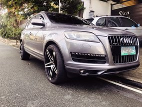 Used 2012 Audi Q7 at 50000 km for sale in Quezon City