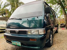 Nissan Urvan Escapade 2010 Manual Diesel for sale in Isabela
