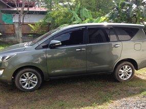 Sell Used 2017 Toyota Innova Manual Diesel at 17000 km