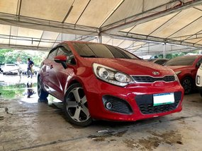Sell 2nd Hand 2013 Kia Rio Hatchback in Quezon City