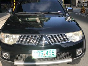 Sell Black Mitsubishi Montero Sport 2011 Automatic Diesel