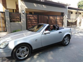 Mercedes-Benz Slk-Class 1999 for sale in Manila