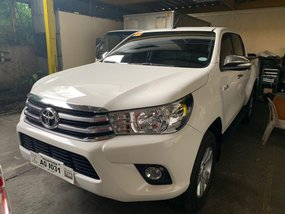 Toyota Hilux 2017 Automatic Diesel for sale