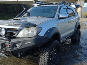 Selling Used Toyota Fortuner 2005 Automatic Diesel