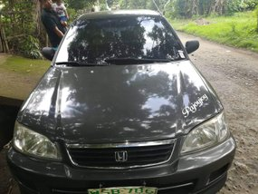 Selling 2nd Hand Honda City 2001 Manual in Taal