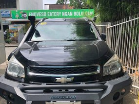 Sell Black 2014 Chevrolet Trailblazer at 80000 km in Quezon City