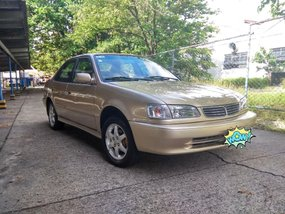 Toyota Corolla 2000 for sale in Las Pinas