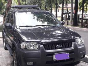 2004 Ford Escape for sale in Quezon City