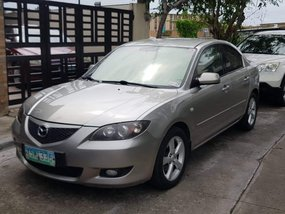 2004 Mazda 3 for sale in Las Pinas