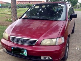 Selling Honda Odyssey 1996 Automatic Gasoline in Bacoor