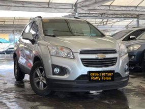 Used 2017 Chevrolet Trax Automatic Gasoline for sale in Makati