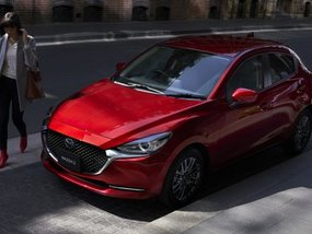 Mazda 2 2020: Let's take a good first look!