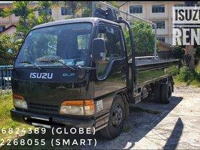 Selling Black Isuzu Elf 2004 Truck in Davao City