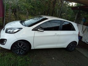Selling Kia Picanto 2014 Hatchback in Tiaong
