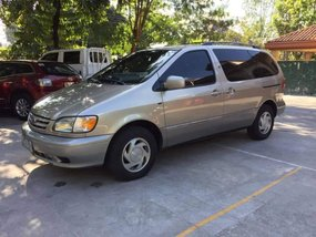 Toyota Sienna 2002 for sale in Manila