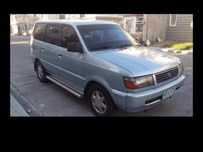 Selling Silver Toyota Revo 2000 Automatic in Las Pinas