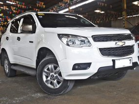 Sell White 2015 Chevrolet Trailblazer at 39000 km
