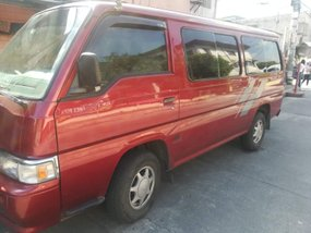Sell Used 2009 Nissan Urvan Manual in Quezon City