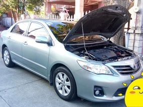 Silver 2011 Toyota Altis at 87000 km for sale