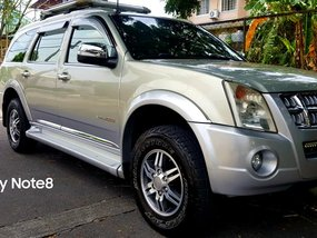 Selling 2nd Hand Isuzu Altera 2010 Automatic Diesel