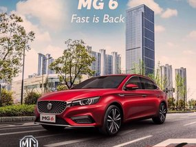 2019 Mg MG 6 for sale in Pasig
