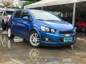 Selling Chevrolet Sonic 2013 Hatchback in Makati