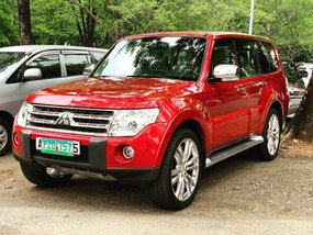 2010 Mitsubishi Pajero for sale in Quezon City
