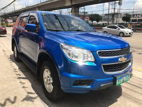 2013 Chevrolet Trailblazer for sale in Quezon City