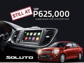 2019 Kia Soluto for sale in Las Pinas