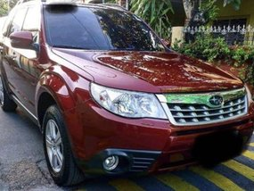 Subaru Forester 2012 at 100000 km for sale