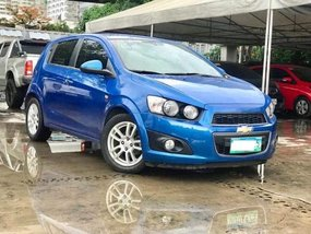 Selling Chevrolet Sonic 2013 Hatchback in Taytay
