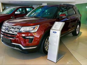 2018 Ford Explorer for sale in Parañaque