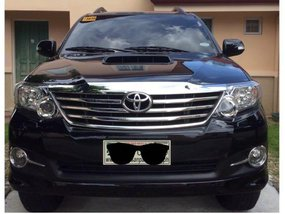 Toyota Fortuner 2016 for sale in Lipa