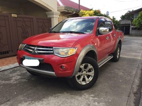 2011 Mitsubishi Strada for sale in Makati