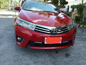 2015 Toyota Corolla Altis for sale in Canaman
