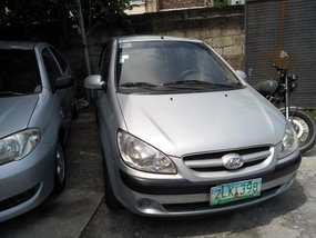 2007 Hyundai Getz for sale in Quezon City