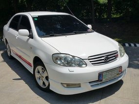 2002 Toyota Corolla Altis for sale in Las Pinas