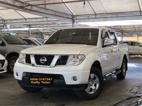 Sell White 2012 Nissan Navara Automatic Diesel in Quezon City