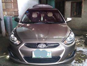 Used Hyundai Accent 2012 Automatic Gasoline for sale