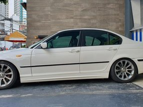 Sell White 2002 Bmw 316i at 94000 km in Manila