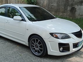 White 2010 Mazda 3 Automatic Gasoline at 69900 km for sale
