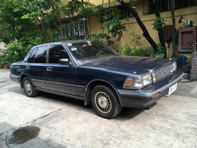 Selling Used Toyota Crown 1991 Sedan in Metro Manila
