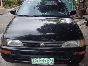 Selling Black Toyota Corolla 1994 Sedan Manual in Las Pinas