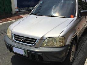 Selling Used Honda Cr-V 1999 Automatic in Metro Manila