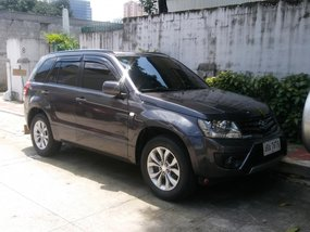 Selling Used Suzuki Grand Vitara 2015 at 70000 km in Quezon City