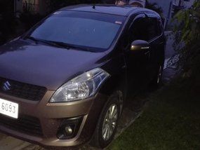 Suzuki Ertiga 2015 Automatic Gasoline at 35000 km for sale