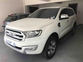 2015 Ford Everest at 58000 km for sale in Manila