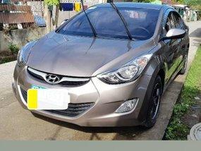 Hyundai Elantra 2012 for sale in Manila